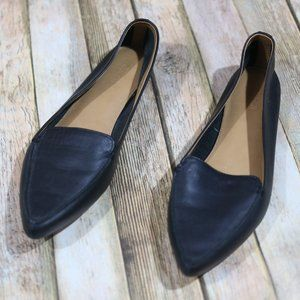 J. Crew Edie Leather Loafers G1812 Slip On Work